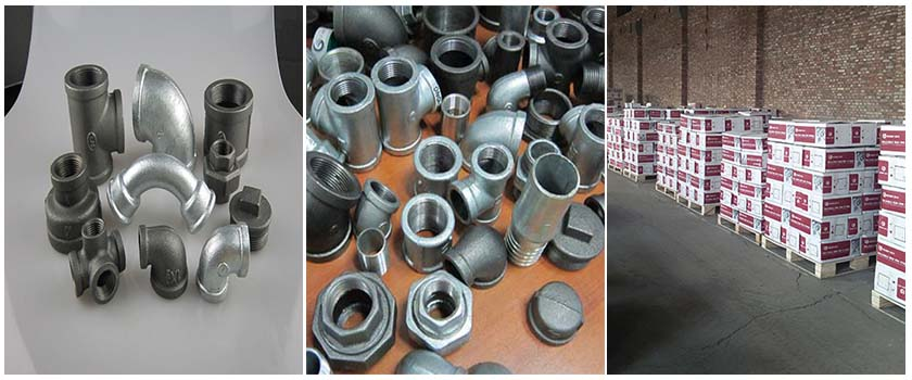 jizhong malleable iron pipe fittings