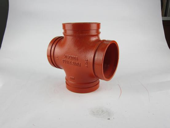Fire fighting pipe fitting For Sale