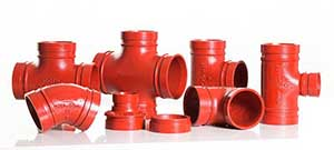 Buy Fire Fighting Pipe Fittings Online