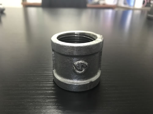 Malleable Iron Pipe Fitting - Banded Socket