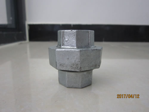 Malleable Iron Pipe Fitting  - Union