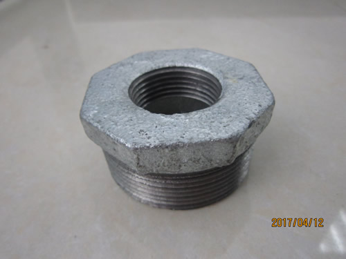 Malleable Iron Pipe Fitting - Bushing