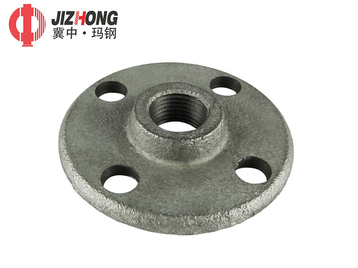Hot Dipped Galvanized-Flange